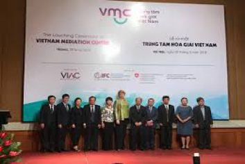 Launching Ceremony of Vietnam Mediation Centre and the Official Release of VMC Mediation Rules 2018