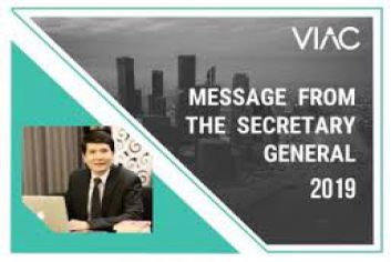 Message from the Secretary General 2019